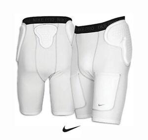 NEW Nike Pro Dri Fit Impact Football Girdle Compression Shorts Padded X-Large XL