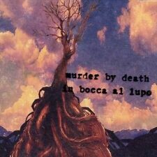 In Bocca al Lupo by Murder by Death (CD Mar-2007 Cooking) MINT CONDITION