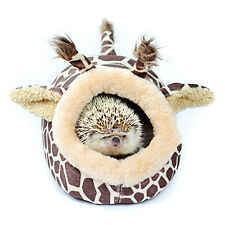 Giraffe Hedgehog Bed