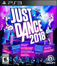 Just Dance 2018 PS3 New PlayStation 3, PlayStation 3