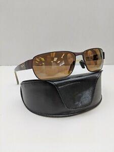 Maui Jim Black Coral MJ249-19M Polar. Men's Sunglasses 65/16 115 /POD343