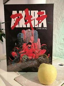 AKIRA Edition Collector Limitée A4 (30ème Anniversaire) NEUVE SOUS BLISTER!!!