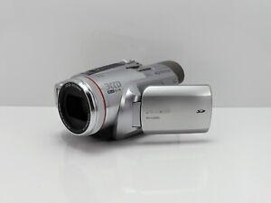 PANASONIC NV-GS500 CAMCORDER 3CCD MINI DV DIGITAL TAPE VIDEO CAMERA