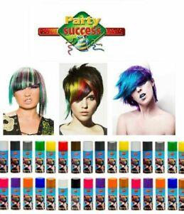 Party Success Hair Coloured Spray Temporary Hair spray Wash Out Hair Colours