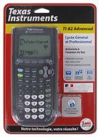 TEXAS INSTRUMENTS TI-82 Advanced NEUF (scellé)