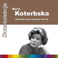 CD MARIA KOTERBSKA Zlota kolekcja Serduszko puka