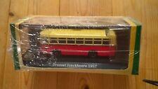 Brossel Jonckheere Bus 1957 Modellauto Atlas Coll. 1:72 OVP