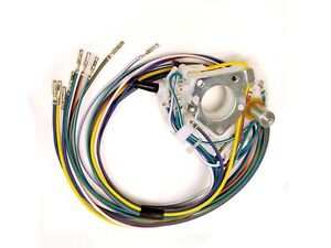 NEW 1970-1972 Ford Mustang Turn Signal Switch Without Tilt, Fixed Wheel Cougar..