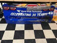 2020 Bubba Wallace 43 WWT Talladega Nascar Race Used Sheetmetal Rear Bumper