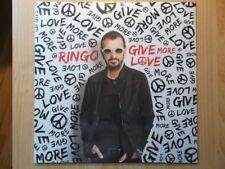 RINGO STARR LP: GIVE MORE LOVE (2017,NEU)
