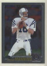 2001 Topps Chrome Peyton Manning #98