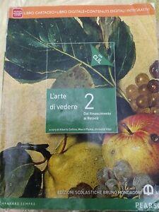 L'Arte di Vedere 2- Dal Rinascimento al Rococò 9788869101915 con sottolineature