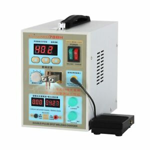 Battery Spot Welders 788H Pulse 18650 Battery Charging +Tester 110V 220V Weld