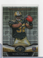 Mark Ingram Saints RC Platinum Refract Topps 111920MLCD