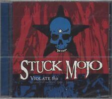 Stuck Mojo - Violate This CD, 10 years of rarities: 1991-2001, Germany, 2001 NEU