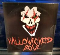Insane Clown Posse - Amber Alert Hallowicked 2012 CD SEALED rare twiztid boondox