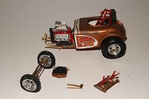 MPC Bantam Blast, Austin Bantam Altered Roadster, Original Kit