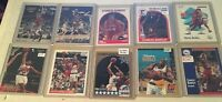 CHARLES BARKLEY 76ERS SUNS 10 CARD LOT SKYBOX HOOPS FLEER UPPER DECK