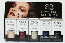 CND Shellac Gel Polish Winter HOLIDAY 2019 CRYSTAL ALCHEMY Collection @ Pick ANY
