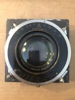 Turner-Reich Anastigmat f6.8 Series 2 No. 4 Wollensak Optimo 3 Shutter