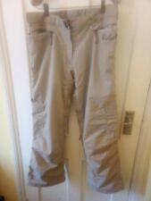 Womans ripcurl ski pants trousers RTfortress 10000 ladies medium eu40 winter sun