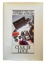 CIAK DI LUCE - Federico Fellini; Vittorio Storaro - Enel - 1989