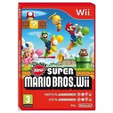 juego NEW SUPER MARIO BROS WII - Nintendo WII / WII U!!! JUEGAZO!!!!!