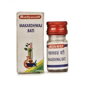 Baidyanath Herbal Makardhwaj Vati 5g Improve sexual power & Vigor in men