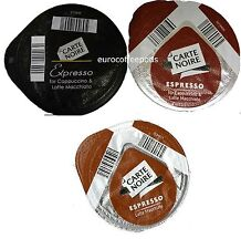 25 x tassimo carte noire café expresso classic t-discs loose expresso dosettes BLK