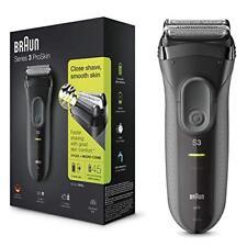 Afeitadora Braun 3000s series 3 negro