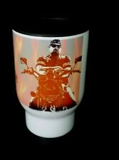 Motorcycle Biker Freedom 14 oz Travel Cup - Stainless