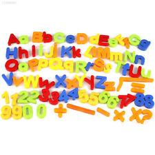 ABBB Children Magnetic Alphabet Letter Maths Number Fridge Magnets Gift 80Pcs