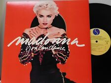 Madonna LP You Can Dance   Sire VG++ To M-