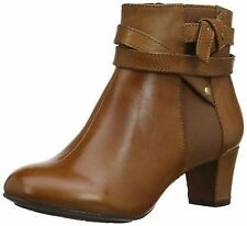 Women's Block Heel Ankle Boots