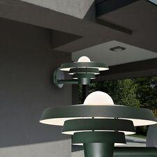 Lampe Murale Extérieur Lumière terrasse jardin moderne acier zingué VERANDA