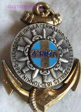 IN14171 - INSIGNE 4° Régiment d'Infanterie de Marine