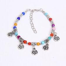 NEW DIY Tibetan silver color fashion beaded bracelet free shipping S159