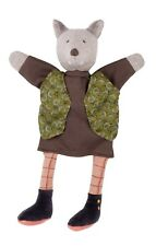 Moulin Roty 711341 Marionetta Lupo h 34 cm wolf