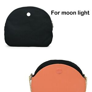 Pure Color Canvas Pocket Lining for Omoon  Obag Insert for O Moon baby O Bag