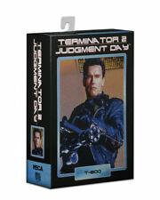 """NECA Terminator 2 – 7"""" Escala Figura de Acción – lo mejor T-800"""