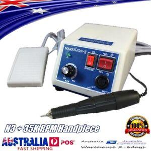 Dental Lab Marathon Electric Micro Motor 35K Handpiece Polishing Machine