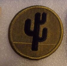 ARMY PATCH, SSI,103RD SUSTAINMENT COMMAND,EXPEDITIONARY,MULTICAM,OCP,WITH VELCR