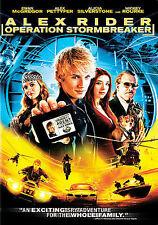 Alex Rider: Operation Stormbreaker (Wide DVD