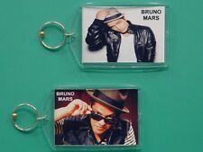 BRUNO MARS - with 2 Photos - Designer Collectible GIFT Keychain