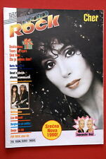 Cher On Cover 1988 Very Rare Exyu Magazine