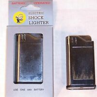 12 SQUARE SHOCKING LIGHTER trick joke shock gag prank funny practical jokes NEW