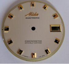 New Dial Mido Chronometer Grade Electric Watch Esa 9150 serie
