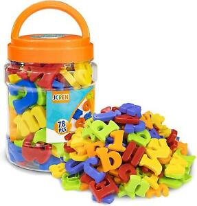 Magnetic Alphabet Letters Numbers Alphabet Fridge Magnets Kids Educational Toys