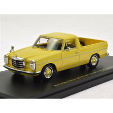 Mercedes W115 Pick-up Argentina 1974 Light Yellow 1 43 Model Neo Scale Models