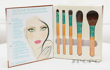 Ecotools Fresh & Flawless 5 Piece Complexion Set Earth-friendly Beauty #1253B